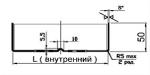 Термопрофили направляющие сетчатые