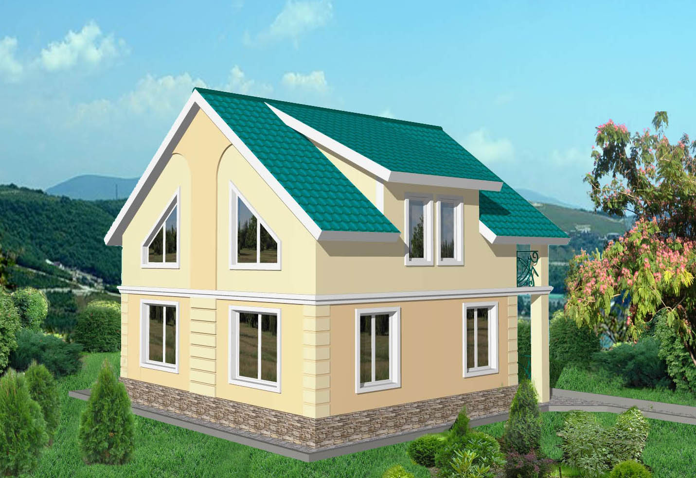 adler-fasad