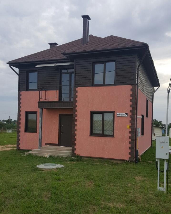 каркасный дом из ЛСТК в Беларуси