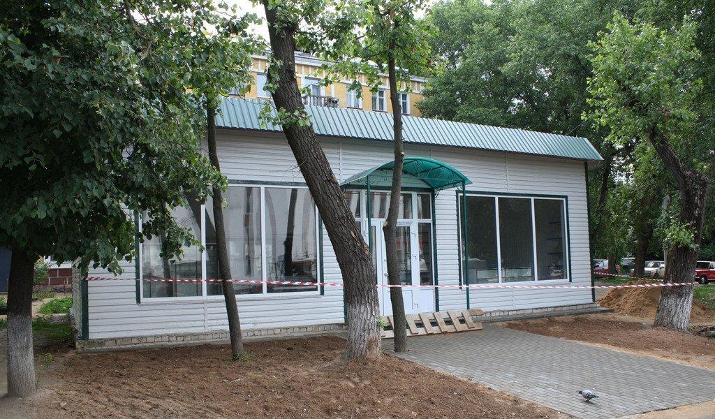 Строительство коммерческая недвижимость под ключ помещение для персонала Давыдковская улица