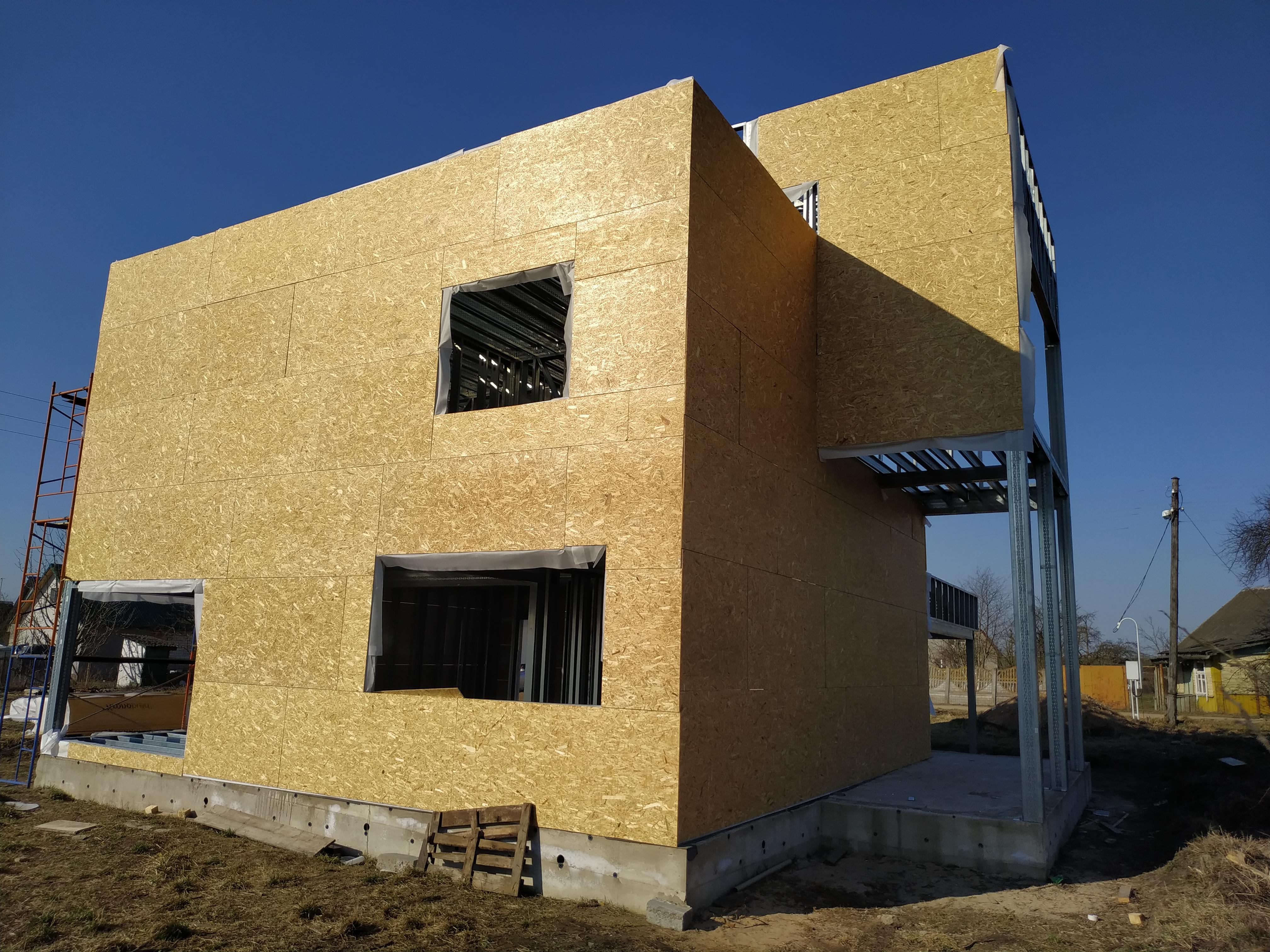 построить дом лстк арсенал