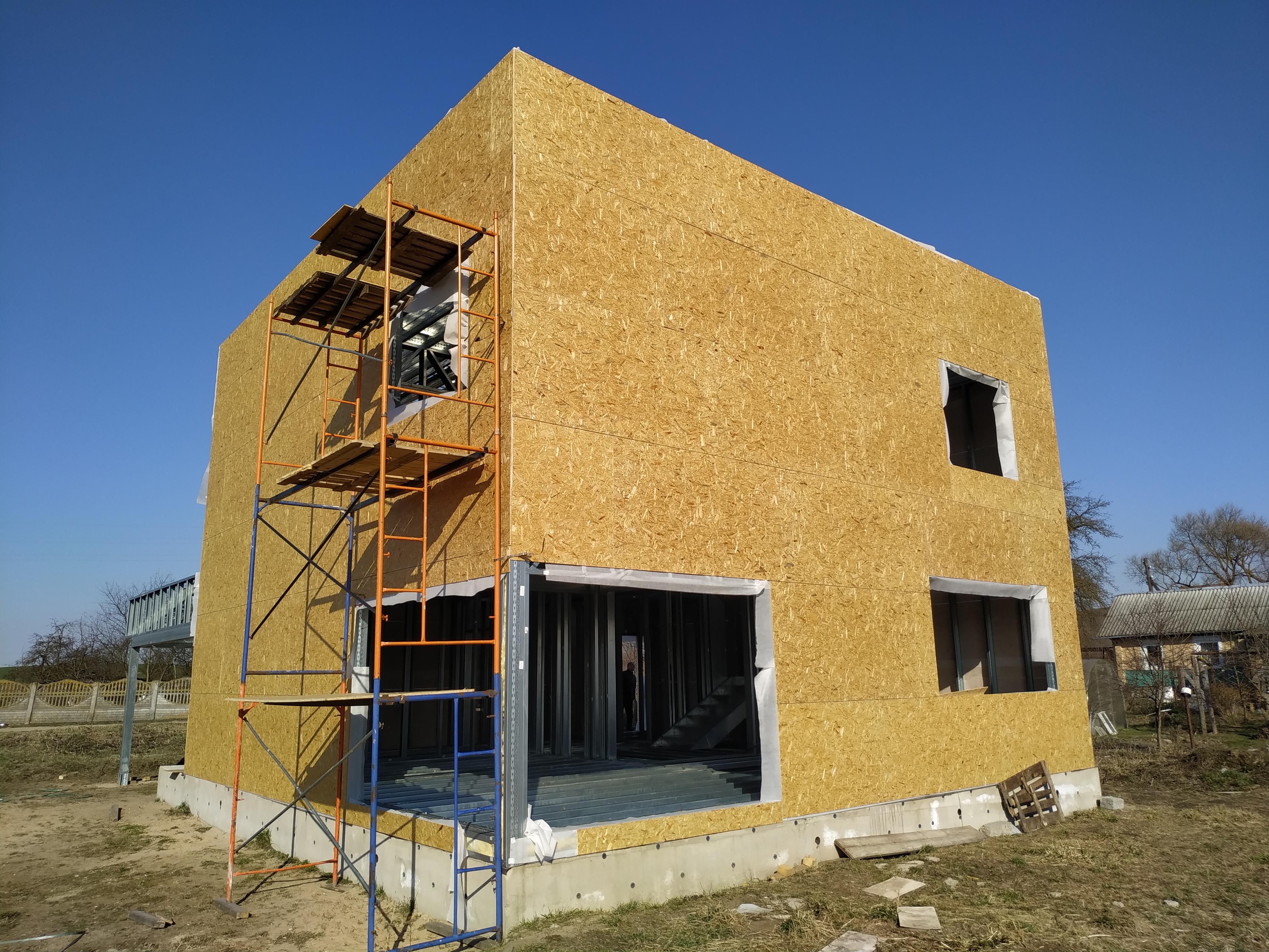 строим дом лстк арсенал